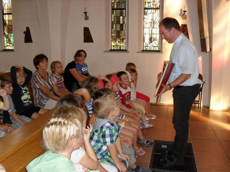 Religiöse Bildung in der Kirche